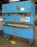 6 FT. X 14 GA. D & K PRESS BRAK