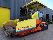 2011 DYNAPAC SD2500 CS