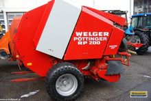 Used 1999 Welger RP