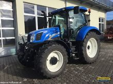 2014 New holland T6.140