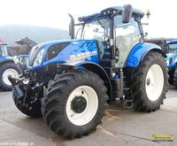 2016 New Holland T7.225 Sidewin