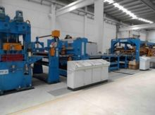 2011 Cut to length line NOVASTI