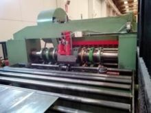 1991 Slitting- and cut to lengt