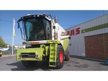 Used 2011 Claas TUCA