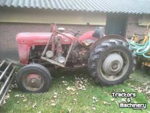 Used 1968 Massey Fer