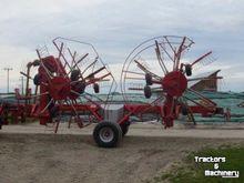 2007 Ziegler 1250 twin 4 rotor
