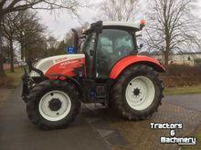 2015 Steyr 4120 profi