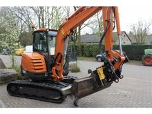 2011 Volvo ECR48C - Used Mini E