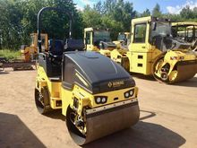 2013 Bomag BW120AD-5 Roller
