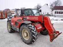 2003 Manitou MLT730-120Turbo -