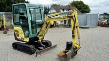 2013 Yanmar SV17EX - Used Mini