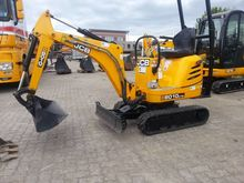 2010 JCB 8010CTS - Used Mini Ex