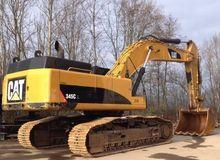 2007 Caterpillar 345CL - Used T