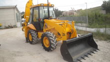 2001 JCB 2DX - Used Backhoe