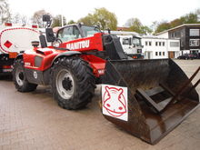 2013 Manitou MLT741 120H - Used