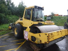 2005 Bomag BW213 DH-4 BVC - Use