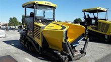 Used 2015 Bomag BF30