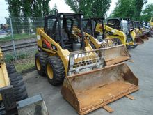 2011 Caterpillar 226B3 - Used L