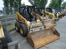 2011 Caterpillar 226 B3 - Used