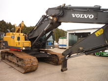 2014 Volvo EC300DL - Used Track