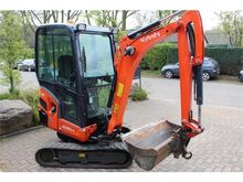 2012 Kubota KX019-4 - Used Mini