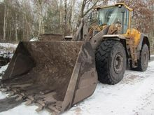2013 Volvo L180G - Used Loader