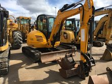 2014 JCB 8050RTS - Used Mini Ex