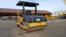 2007 Caterpillar CB634D - Used