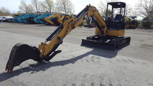 2012 Caterpillar 305.5E CR - Us