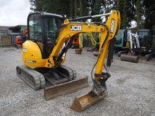 2011 JCB 8025ZTS - Used Mini Ex