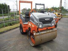 2007 Hamm HD14VT - Used Roller