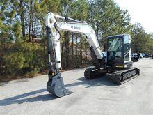 2017 Bobcat E85 Midi Excavator