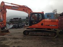 Used 2011 Doosan DX1