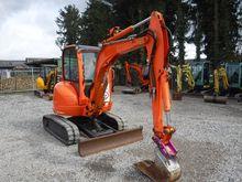2011 JCB 8035ZTS - Used Mini Ex