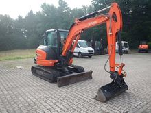 2014 Kubota KX057-4 - Used Mini