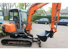 2006 Hitachi ZX30 - Used Mini E