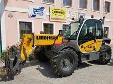 2014 Liebherr TL441-10 - Used T