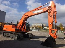 Used 2015 Doosan DX3