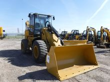 2011 Caterpillar 924 H - Used L