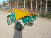 2001 Ausa 108DA 4x4 - Used Dump