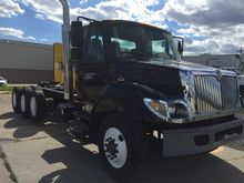 2007 INTERNATIONAL 7400 SBA
