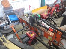 mobile wood chippers street leg