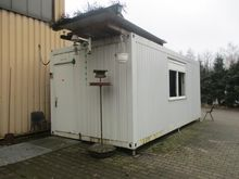 Office containers approximately