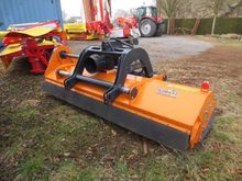 Front and rear mulcher SAMASZ 5