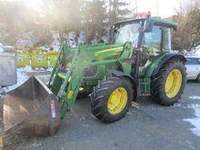 Tractor JOHN DEERE 5080M / 583