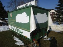 1-axle car trailer Ewers APK-1N