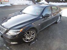 Car LEXUS LS 600 hL hybrid 5649
