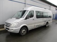 Used Coach Mercedes