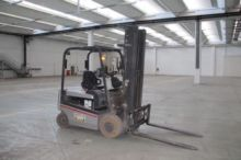 Used nissan forklifts for sale in italy machinio - Portata massima tir ...