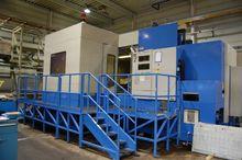 Machining centers Mazak H1250,